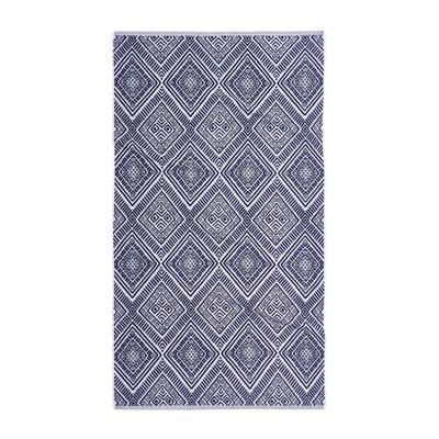 Ręcznik plażowy z żakardowego weluru ALOES Ręcznik plażowy z żakardowego weluru ALOES La Redoute Interieurs