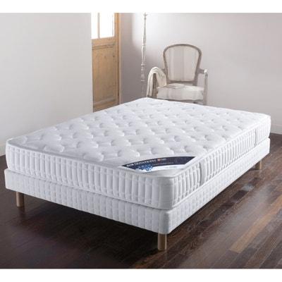 Matelas No Flip® ressorts ensachés Sensoft ® confort prestige ferme, haut. 22 cm SIMMONS