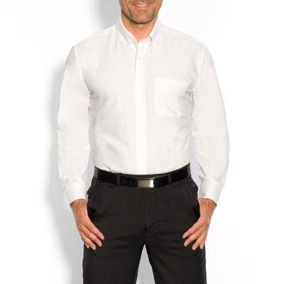 Plain Long-Sleeved Shirt CASTALUNA FOR MEN