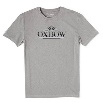 Short-Sleeved Crew Neck T-Shirt OXBOW