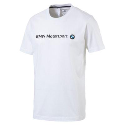 Tee shirt col rond motorsports BMW PUMA