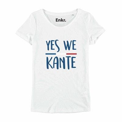 T-shirt Yes We Kante T-shirt Yes We Kante ENKR a58f1f038136
