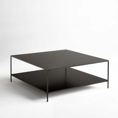 Table basse carrée métal, Yram Table basse carrée métal, Yram AM.PM