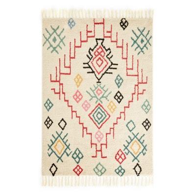 Teppich ADZA im Berberstil aus Wolle Teppich ADZA im Berberstil aus Wolle La Redoute Interieurs
