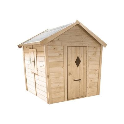 Maison Maisonnette Enfant La Redoute - Lit cabane la grande recre