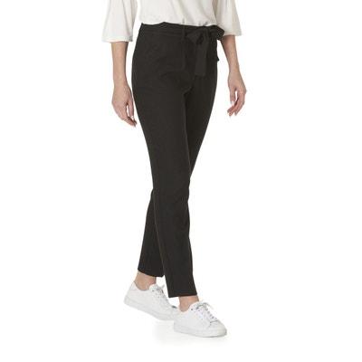 Pantalon ceinture à nouer BETTY & CO