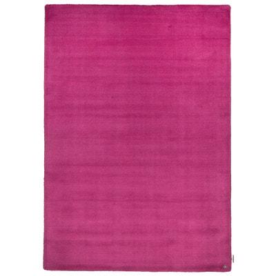 tapis salon happy solid tom tailor - Tapis Rose Poudre