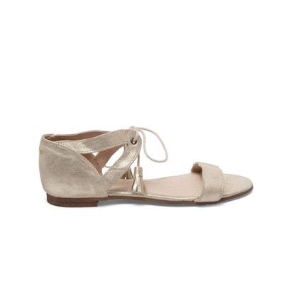 Sandales en Cuir Juliette M. MOUSTACHE