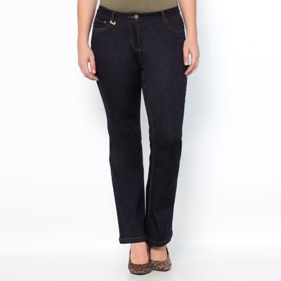 "Jeans bootcut stretch ""Silhueta delgada"" entrepernas. 73 cm Jeans bootcut stretch ""Silhueta delgada"" entrepernas. 73 cm CASTALUNA"