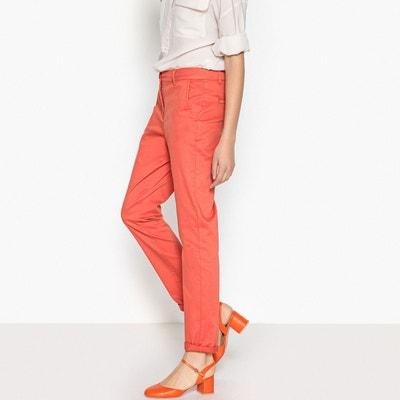 Pantalon chino slim La Redoute Collections