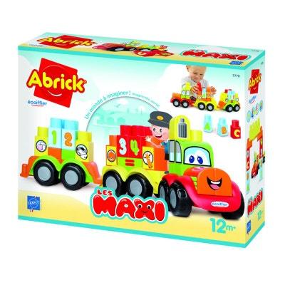 Mon 1er train maxi abrick Mon 1er train maxi abrick ECOIFFIER