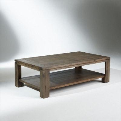 table basse bois naturel la redoute. Black Bedroom Furniture Sets. Home Design Ideas