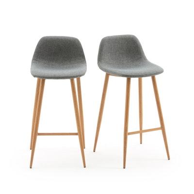 Chaises de bar, NORDIE (lot de 2) Chaises de bar, NORDIE (lot de 2) La Redoute Interieurs