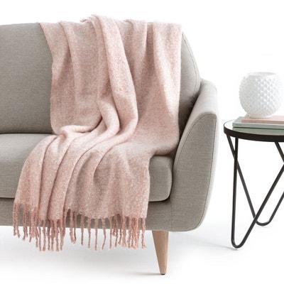plaid rose la redoute. Black Bedroom Furniture Sets. Home Design Ideas