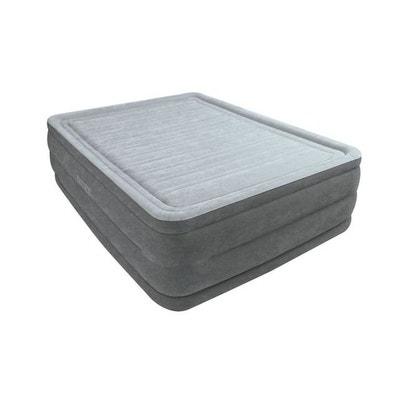 Lit gonflable Intex Comfort Plush Hi-Rise Airbed Queen INTEX