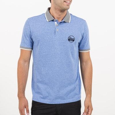 Short-Sleeved Polo Shirt Short-Sleeved Polo Shirt OXBOW