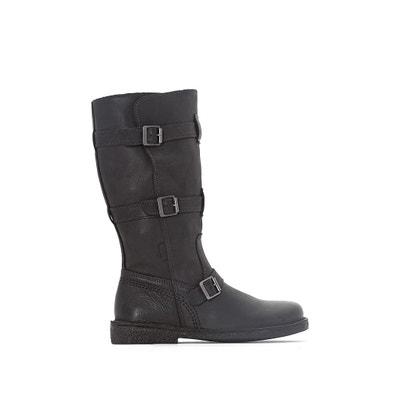 Lockness Leather Boots KICKERS