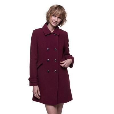 Manteau en laine esprit redingote TRENCH AND COAT