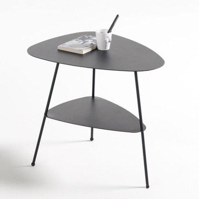 Table basse, métal noir, Hiba Table basse, métal noir, Hiba LA REDOUTE INTERIEURS