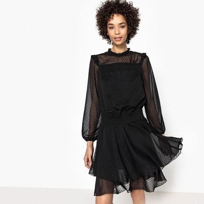 Kleid mit Volants MADEMOISELLE R