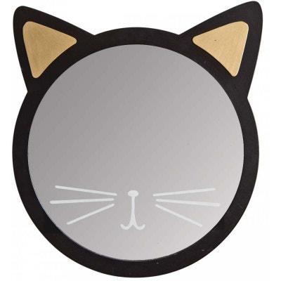Miroir chat en bois Miroir chat en bois AUBRY GASPARD