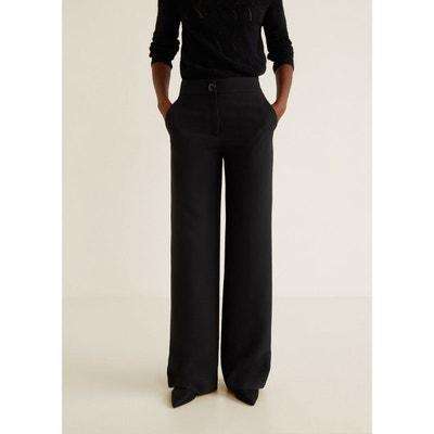 Pantalon femme Mango en solde   La Redoute 815fee022367