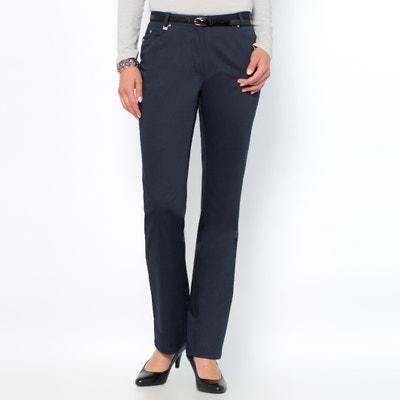 Gerade geschnittene Hose, niedrige Bundhöhe Gerade geschnittene Hose, niedrige Bundhöhe ANNE WEYBURN