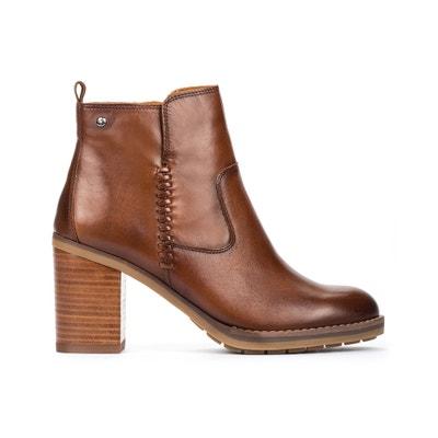 Boots cuir POMPEYA W9T Boots cuir POMPEYA W9T PIKOLINOS