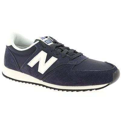new balance bleue