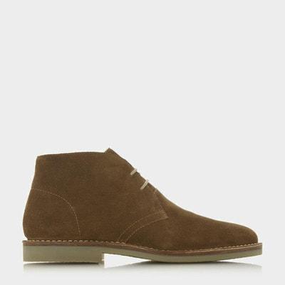 Boots, chaussures montantes homme Dune london en solde   La Redoute c940d90311b7