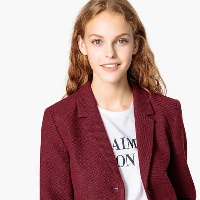 Giacca blazer in misto lana Giacca blazer in misto lana La Redoute Collections