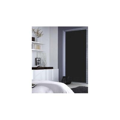rideau noir en solde la redoute. Black Bedroom Furniture Sets. Home Design Ideas