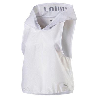 Sweat à capuche sans manche Active Training En Pointe pour femme PUMA 7fe2057f40d