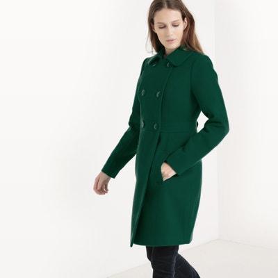 Peter Pan Collar Coat La Redoute Collections