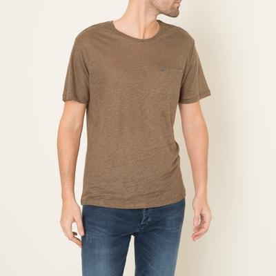 T-Shirt, Leinen T-Shirt, Leinen THE KOOPLES