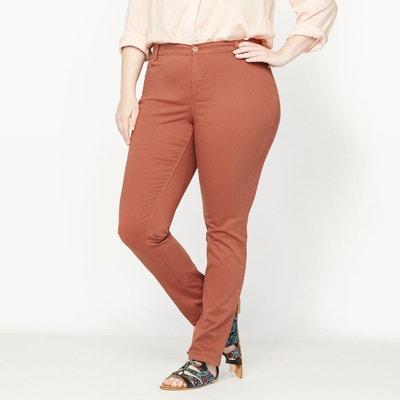 Pantalon slim 5 poches CASTALUNA