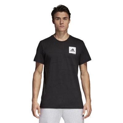 Camiseta con cuello redondo y manga corta Camiseta con cuello redondo y manga corta ADIDAS PERFORMANCE