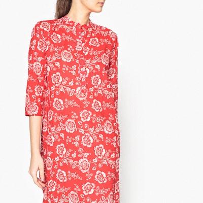 Tamara Printed Kaftan Dress JOLIE JOLIE PETITE MENDIGOTE