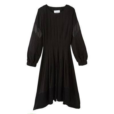 Vestido asimétrico Vestido asimétrico KOCHE X LA REDOUTE