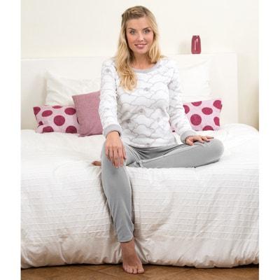Pyjama mit Wolken-Print Pyjama mit Wolken-Print DODO