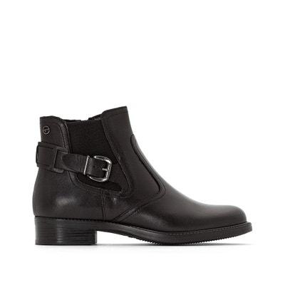 Boots cuir Jessy Boots cuir Jessy TAMARIS