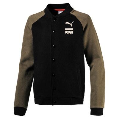 Baseball-Style Jacket, 4 - 16 Years PUMA