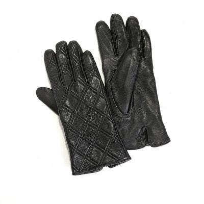 Un paio di guanti in pelle Un paio di guanti in pelle La Redoute Collections