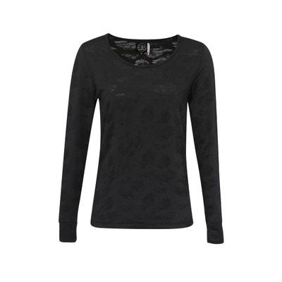 Lou Jacquard T-Shirt ELLASWEET