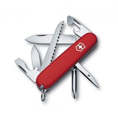 Couteau suisse Victorinox 9 pièces HIKER rouge VICTORINOX