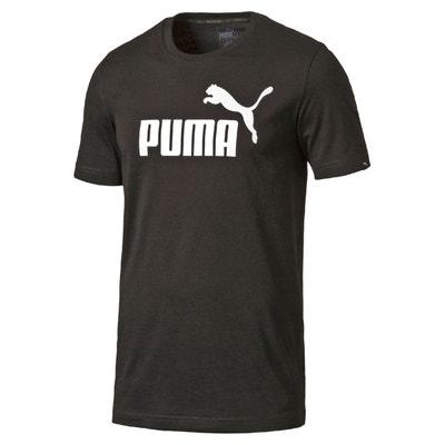 Tee shirt col rond en coton PUMA
