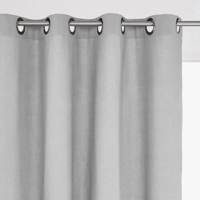 Rideaux gris et blanc | La Redoute