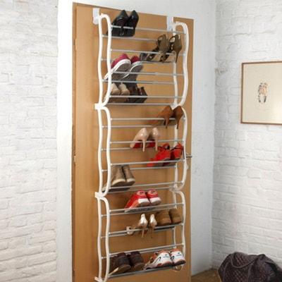 tagre chaussures sur porte 36 paires casame