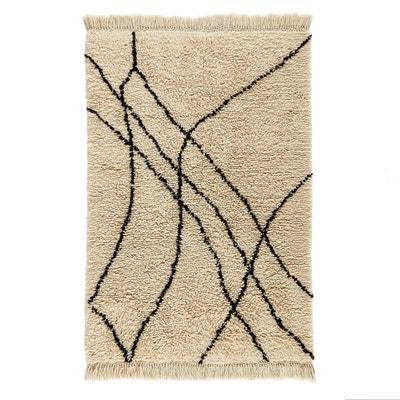 Tappeto stile berbero in lana, Louka AM.PM.
