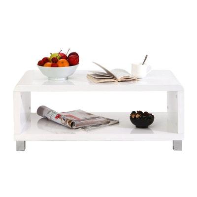 Table basse design laquée ROXY Table basse design laquée ROXY MILIBOO